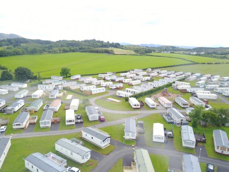 Drumhill Caravan Park, Portsalon :